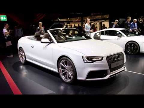 audi a5 cabriolet price - YouTube