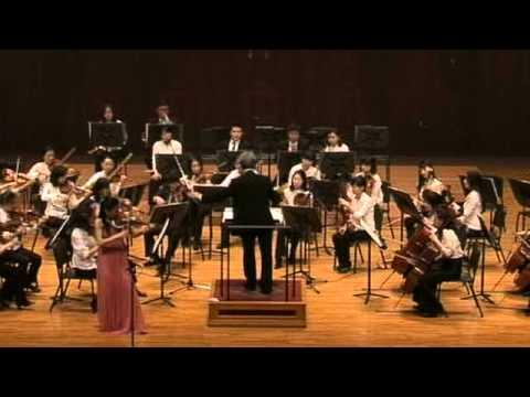 Kyung Sun Lee/Daejin Kim - Mozart Vln Concerto No. 3, (iii)