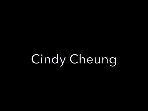 Cindy Cheung HD Demo Reel 2018