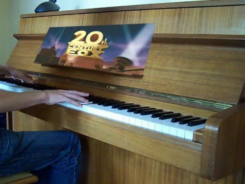 20th Century Fox Fanfare Piano