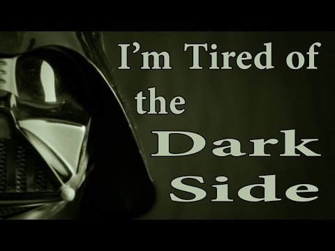 Adele - Hello (I'm Tired of the Dark Side) Parody