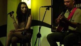 "Bryan and Joyce Play ""Tattooed on my Mind"" cover"