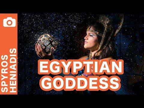 EGYPTIAN GODDESS EDIT (RECORDED LIVE)