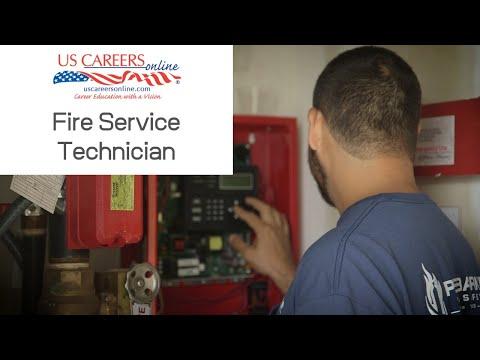 US Careers Online - Fire Service Technician