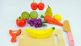 Овощи и фрукты для детей Познавательное видео учим цвета и формы