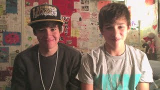 COOL MORNING 2 - Austin Mahone and Alex Constancio random blog 2 thumbnail