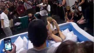 Video Exxxotica Chicago 2012: Alexis Texas wrestles Tanya Tate download MP3, 3GP, MP4, WEBM, AVI, FLV Agustus 2018