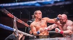 BKB - MASON SHAW VS DAVE THOMAS - PRO BARE KNUCKLE BOXING #BKB17 * FULL FIGHT *