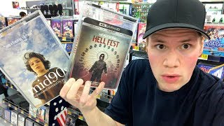 Blu-ray / Dvd Tuesday Shopping 1/8/19 : My Blu-ray Collection Series