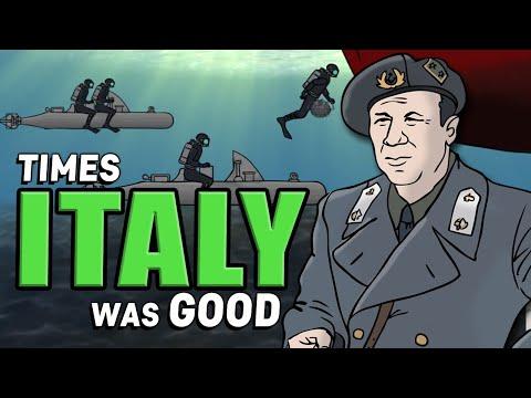 Times Italy WAS Effective In WWII | Animated History