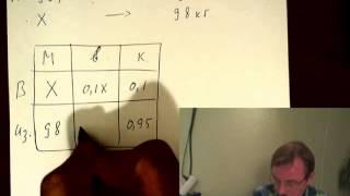 Задание 11. Лекция 3: задачи на  проценты и совместную   работу.