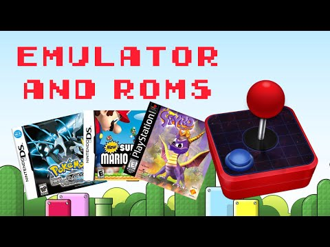 How To Download EMULATOR And ROMS On MAC