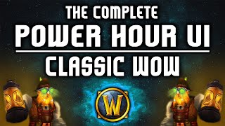 Complete Classic WoW UI Addons Guide - Power Hour UI