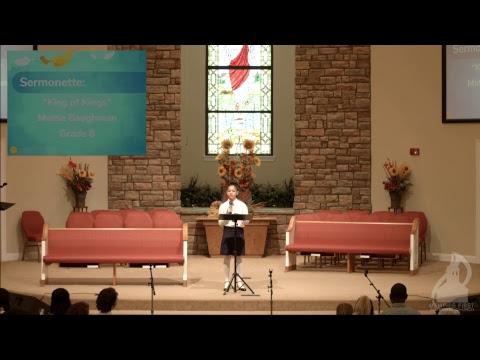 Memphis Junior Academy Education Sabbath