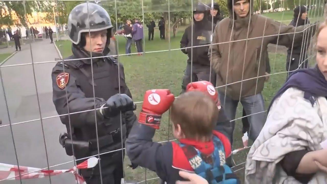 """""""Кто не скачет - тот за Храм"""". Начало Майдана на Урале?"""