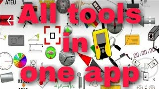 All tools in one app for android