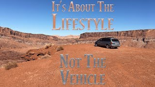 It's About the Lifestyle, Not the Vehicle