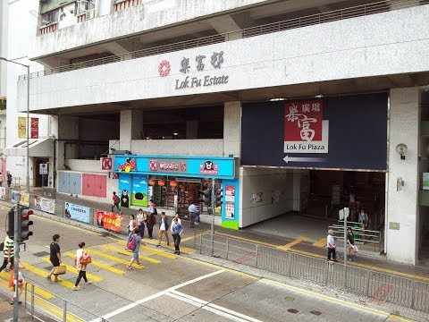 My visit to the Lok Fu Place in August 2010
