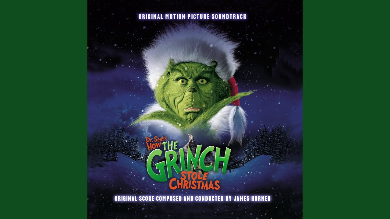 """You're A Mean One Mr. Grinch (From """"Dr. Seuss' How The Grinch Stole Christmas"""" Soundtrack) - YouTube"""