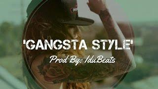 ► Instrumental de RAP Estilo Gangster 2014 / USO LIBRE (Link de descarga) ★