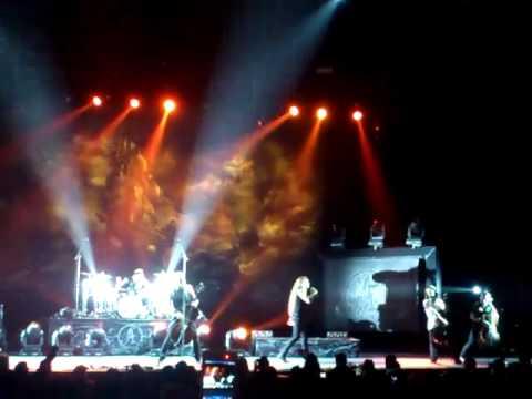 Apocalyptica   The National Auditorium 4