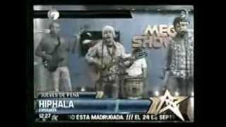 Wiphala en vivo - Canal 5