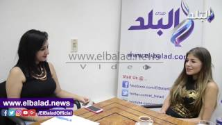 بالفيديو.. ملك قورة: شاركت في 'ليالي الحلمية' بجانب 'وعد' لأنني لم أجد تكرارا
