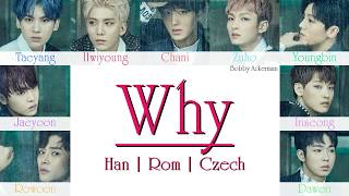 SF9 - Why (Han|Rom|Czech) Resimi