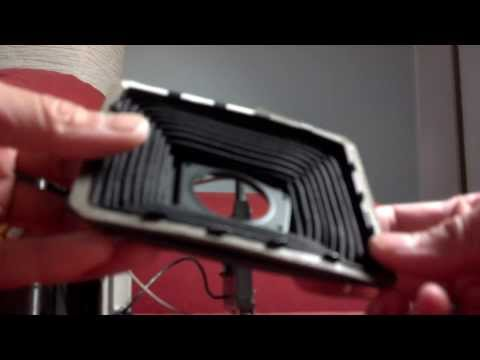 Polaroid 180 195 Land Camera Bellow Replacement