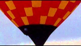 Воздушный шар в Чите.