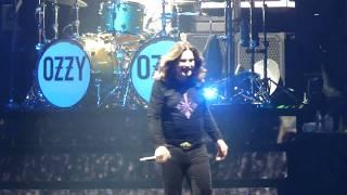 """I Dont Know"" Ozzy Osbourne@PPL Center Allentown, PA 8/30/18"