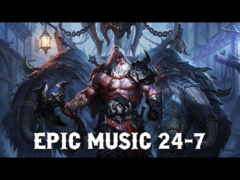 Best Of Epic Music • Live Stream 24/7 | Powerful Music | Music For Working | Epic Battle Music