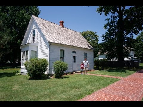 MO State Parks Centennial Passport: #38 Harry S Truman Birthplace State Historic Site