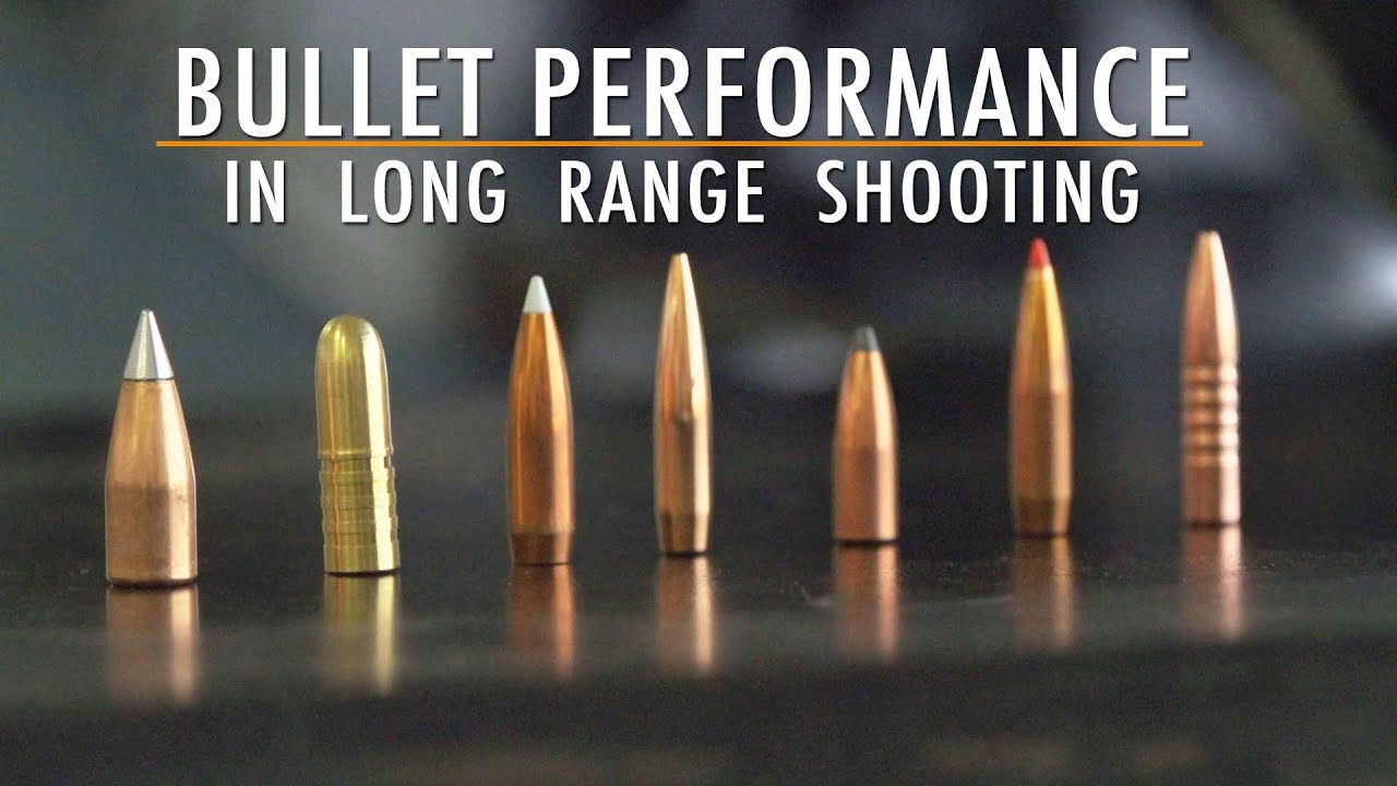 Bullet Performance | In Long Range Shooting