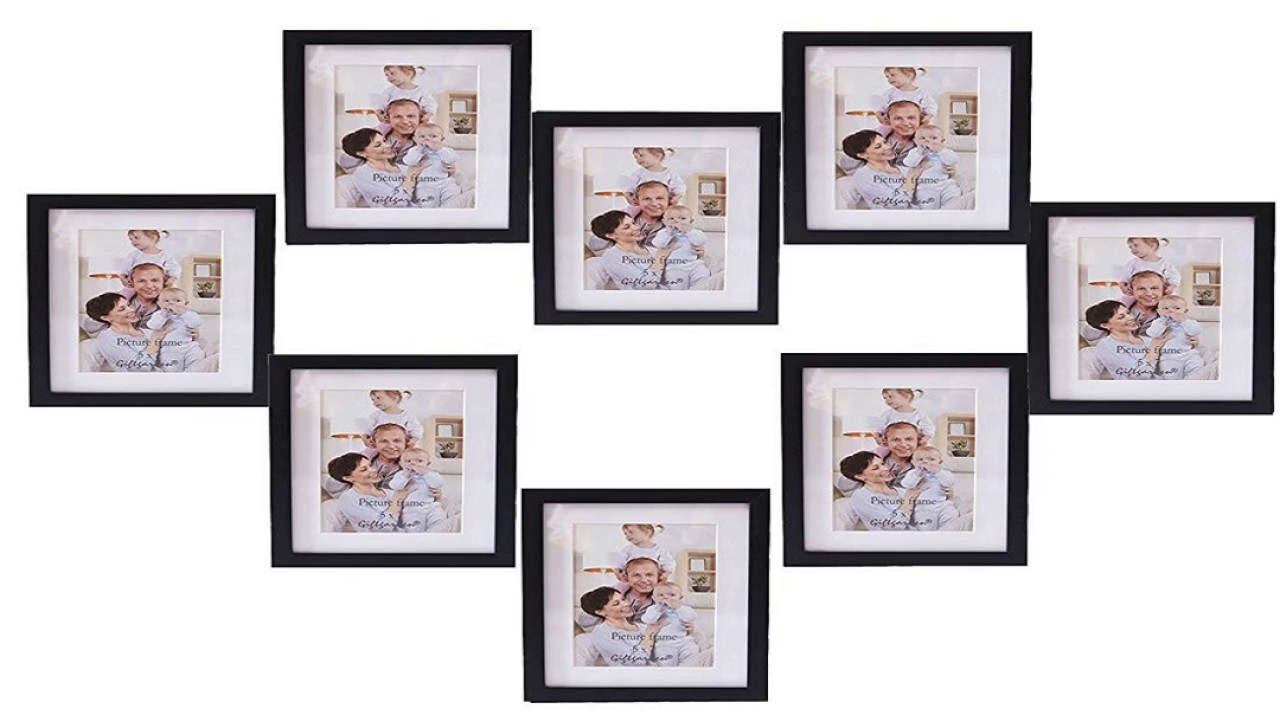 Giftgarden Friends gift 7 x 5 Collage Picture Photo Frames Synthetic ...