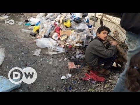 Lesbos und die Flüchtlinge | DW Deutsch