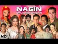 NAGIN (FULL DRAMA) THAKUR & NASIR CHINYOTI  - PAKISTANI COMEDY STAGE DRAMA (PUNJABI) - HI-TECH MUSIC