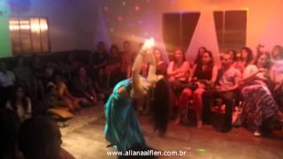 Allana Alflen - Noite Árabe Beneficente