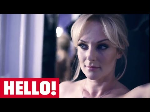 Cocktail hour for Dirty Rotten Scoundrels Samantha Bond and Katherine Kingsley in HELLO! exclusive
