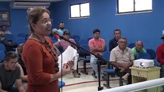 Tabuleiro do Norte   Eduardo Pitombeira   Audiência pública com Empresa ENEL