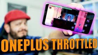 OnePlus 9 Pro THROTTLED Gaming! Premium Performance?