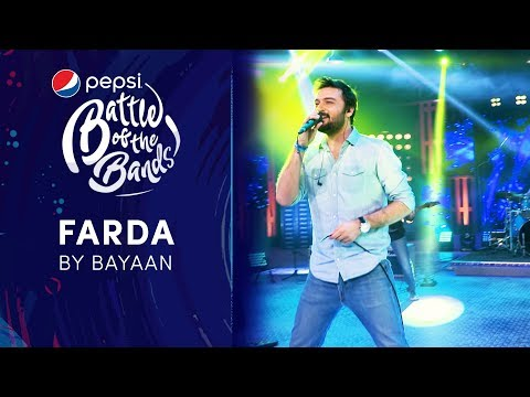 Bayaan | Farda | Episode 2 | Pepsi Battle of the Bands | Season 3
