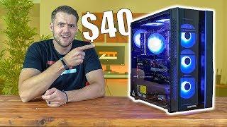 The BEST PC Case Under $40!