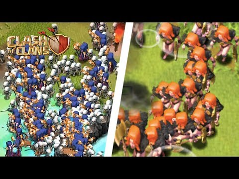 Thumbnail: 8 Attacks That Were So Powerful That They Broke Clash of Clans
