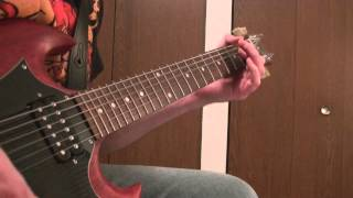 KROKUS-LONG STICK GOES BOOM-RHYTHM GUITAR