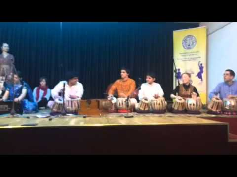 Indian cultural centre -Moscow-Russia  program