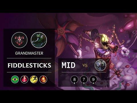 Fiddlesticks Mid vs