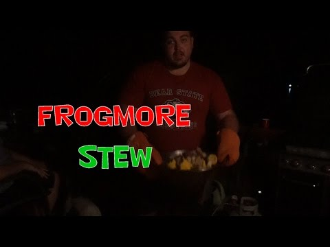 Cooking with MonsterCub: Frogmore Stew
