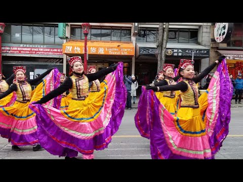 Vancouver EVENT: CHINESE NEW YEAR PARADE 2019, YEAR OF THE PIG, Sunday, Feb. 10 (Long Version)