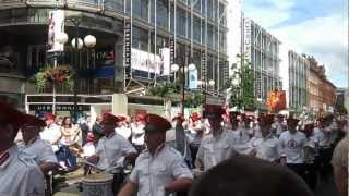 Sons of Ulster FB & Saltcoats Protestant Boys 12th July 2012